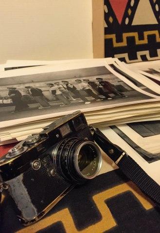 Richard Sandler Camera