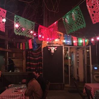Santos Anne - Restaurant Brooklyn - Colors