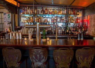 Kings County Imperial - Chinese restaurant - Williamsburg - bar
