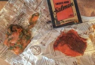 Acme Smoked Salmon Factory - spoil