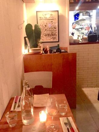 The Four Horsemen - minimalist decor