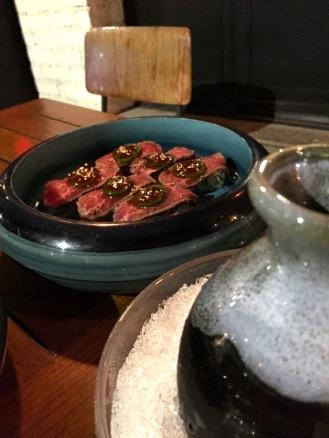 Salt + Charcoal - Wagyu - Robata Restaurant Brooklyn