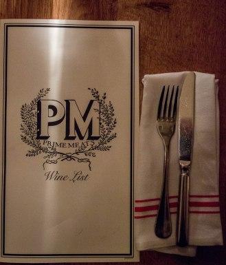 Prime Meats - Brooklyn - Back to Basics - Menu