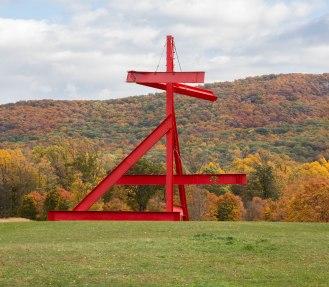storm king art center - giant sculptures